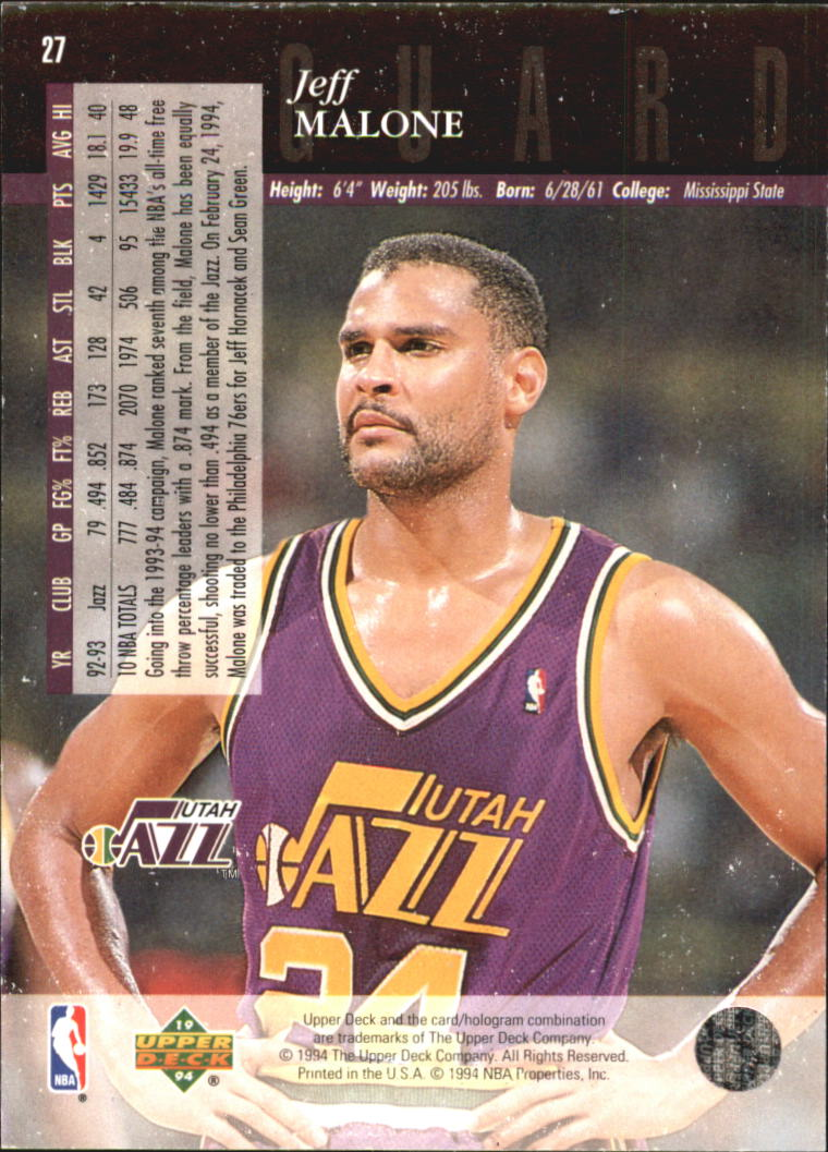 1993-94-Upper-Deck-SE-Electric-Court-Basketball-Cards-Pick-From-List thumbnail 43