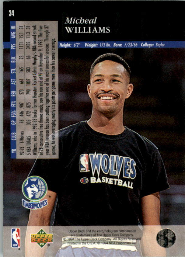 1993-94-Upper-Deck-SE-Electric-Court-Basketball-Cards-Pick-From-List thumbnail 51