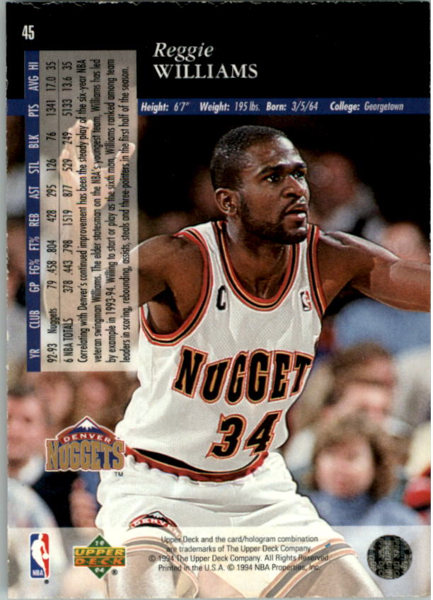 1993-94-Upper-Deck-SE-Electric-Court-Basketball-Cards-Pick-From-List thumbnail 63