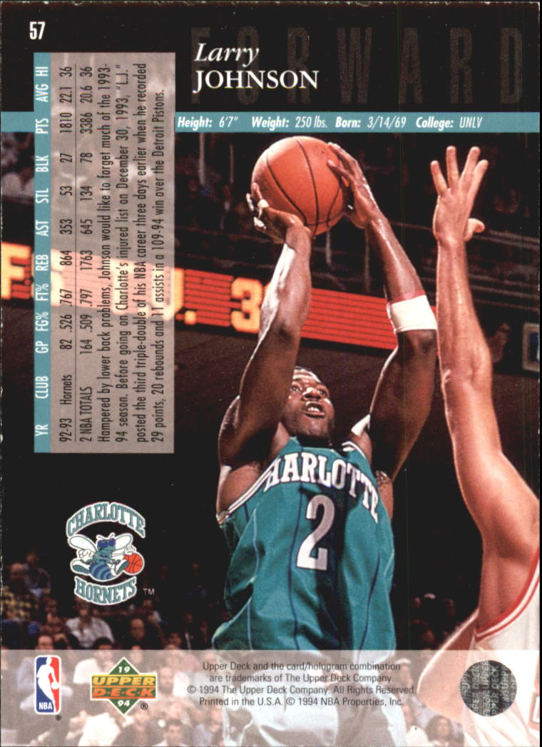 1993-94-Upper-Deck-SE-Electric-Court-Basketball-Cards-Pick-From-List thumbnail 73