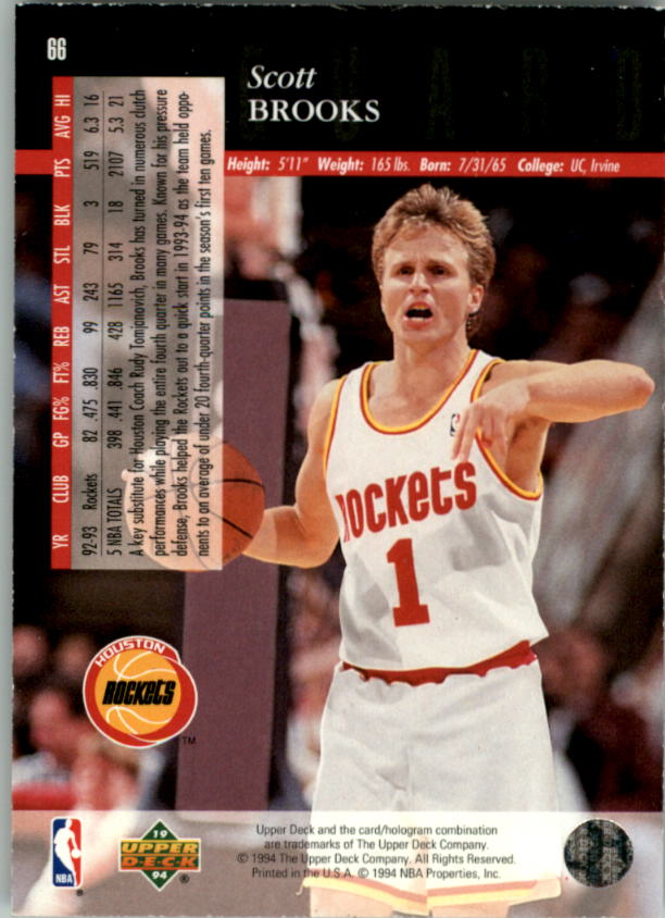 1993-94-Upper-Deck-SE-Electric-Court-Basketball-Cards-Pick-From-List thumbnail 79