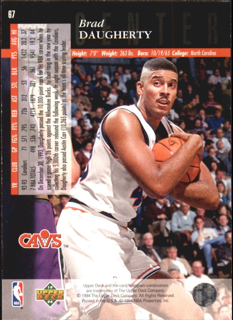 1993-94-Upper-Deck-SE-Electric-Court-Basketball-Cards-Pick-From-List thumbnail 81