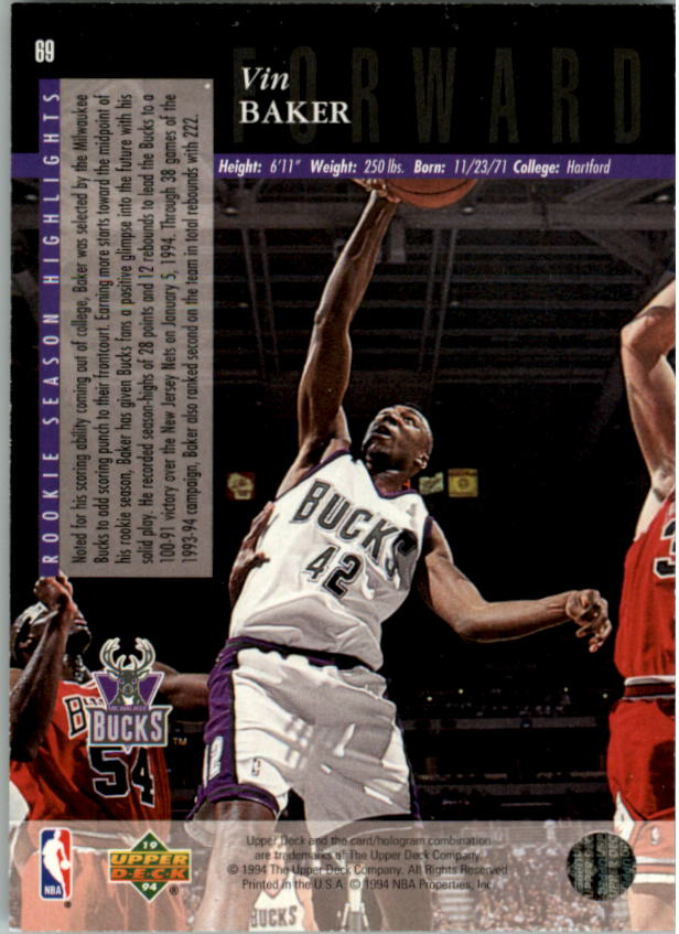 1993-94-Upper-Deck-SE-Electric-Court-Basketball-Cards-Pick-From-List thumbnail 83