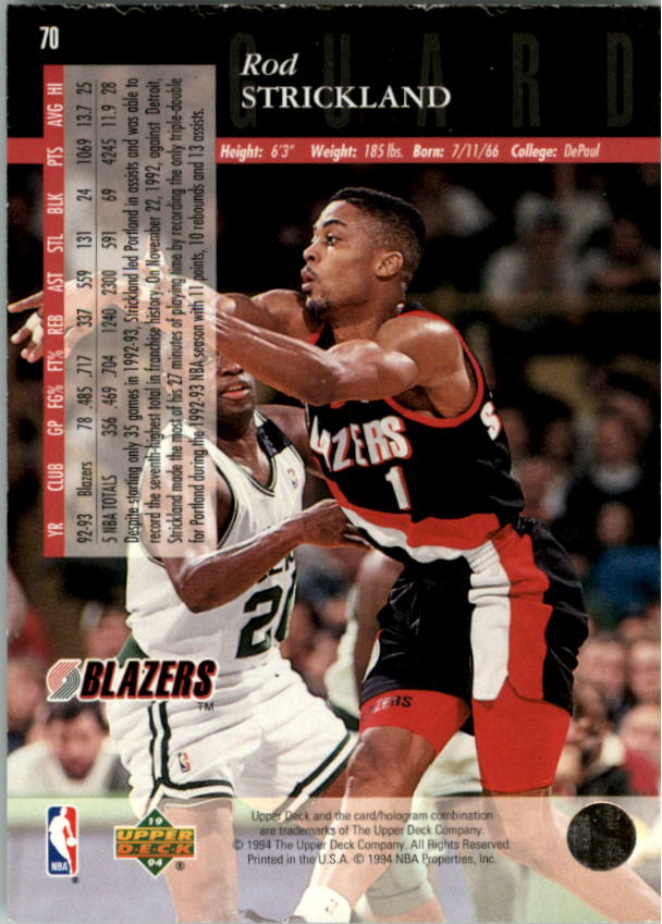 1993-94-Upper-Deck-SE-Electric-Court-Basketball-Cards-Pick-From-List thumbnail 85