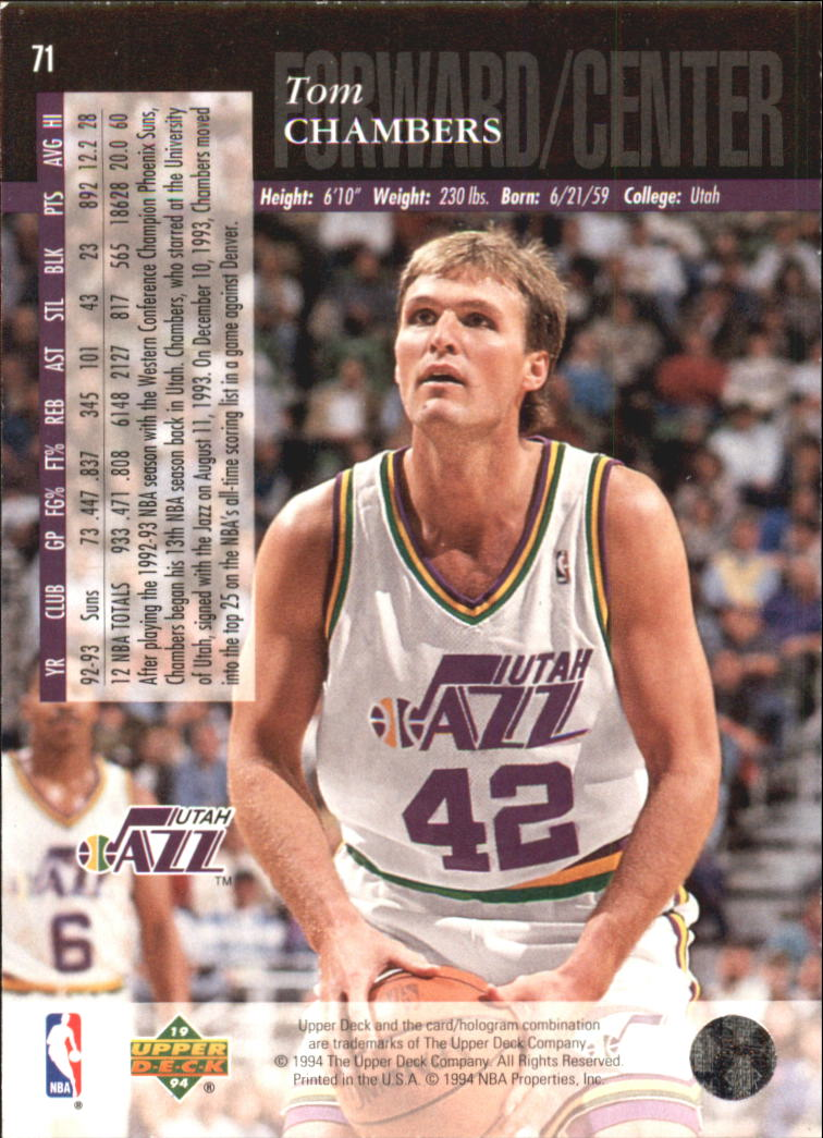 1993-94-Upper-Deck-SE-Electric-Court-Basketball-Cards-Pick-From-List thumbnail 87