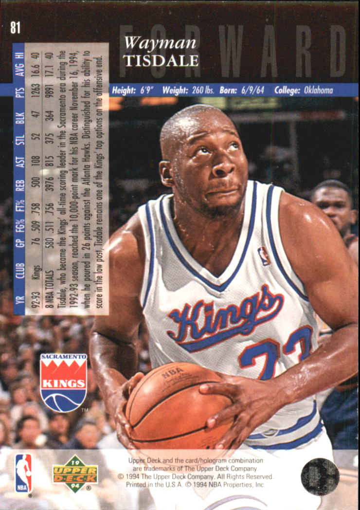 1993-94-Upper-Deck-SE-Electric-Court-Basketball-Cards-Pick-From-List thumbnail 97