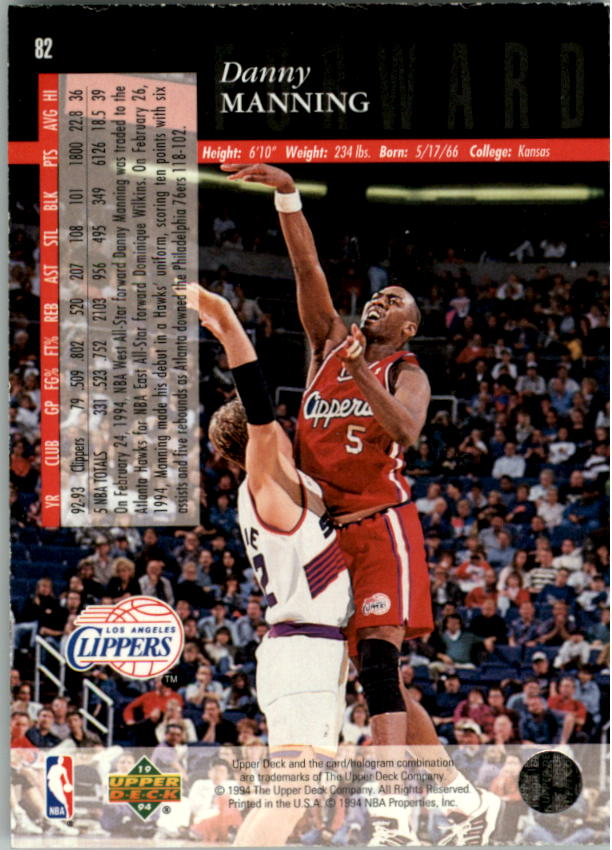 1993-94-Upper-Deck-SE-Electric-Court-Basketball-Cards-Pick-From-List thumbnail 99