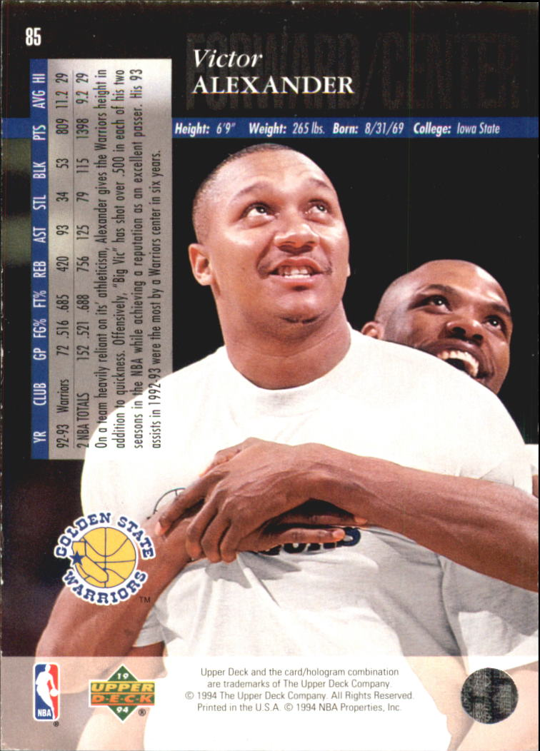 1993-94-Upper-Deck-SE-Electric-Court-Basketball-Cards-Pick-From-List thumbnail 101