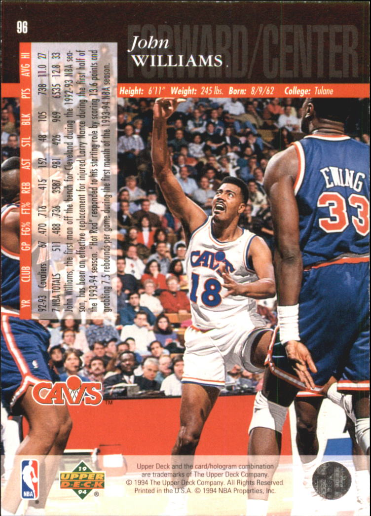 1993-94-Upper-Deck-SE-Electric-Court-Basketball-Cards-Pick-From-List thumbnail 119