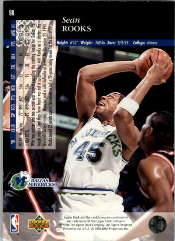 1993-94-Upper-Deck-SE-Electric-Court-Basketball-Cards-Pick-From-List thumbnail 123
