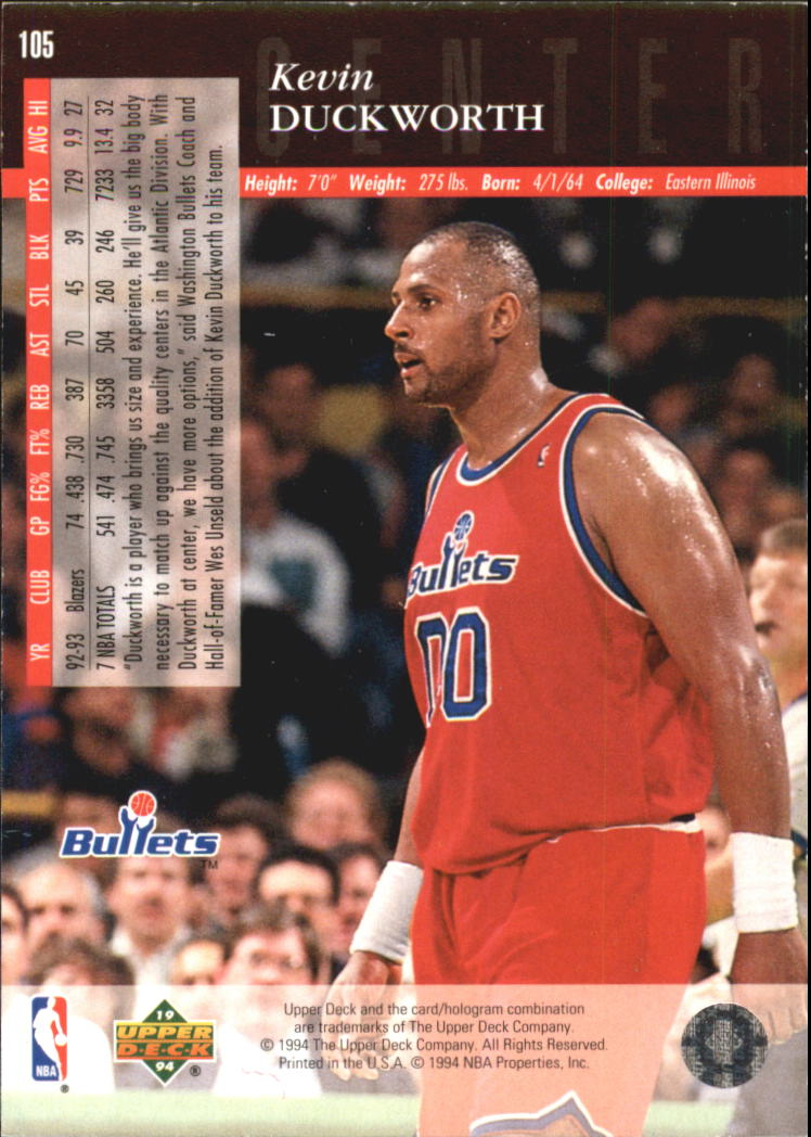 1993-94-Upper-Deck-SE-Electric-Court-Basketball-Cards-Pick-From-List thumbnail 127