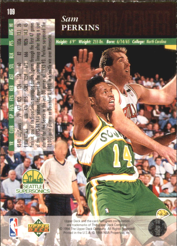 1993-94-Upper-Deck-SE-Electric-Court-Basketball-Cards-Pick-From-List thumbnail 135