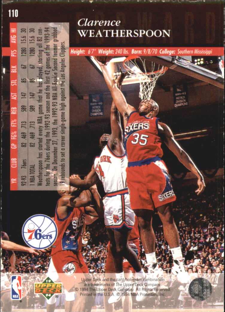 1993-94-Upper-Deck-SE-Electric-Court-Basketball-Cards-Pick-From-List thumbnail 137