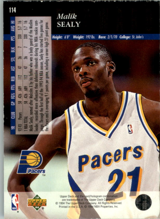 1993-94-Upper-Deck-SE-Electric-Court-Basketball-Cards-Pick-From-List thumbnail 143