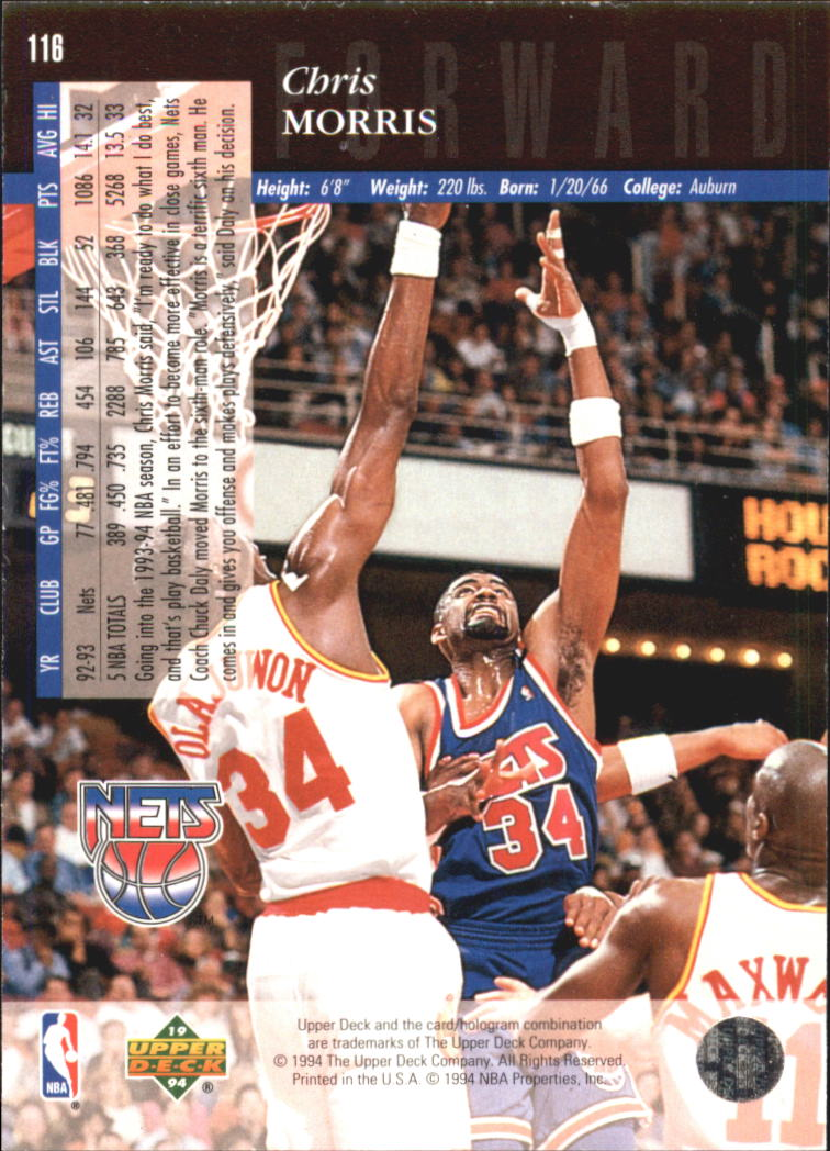 1993-94-Upper-Deck-SE-Electric-Court-Basketball-Cards-Pick-From-List thumbnail 145