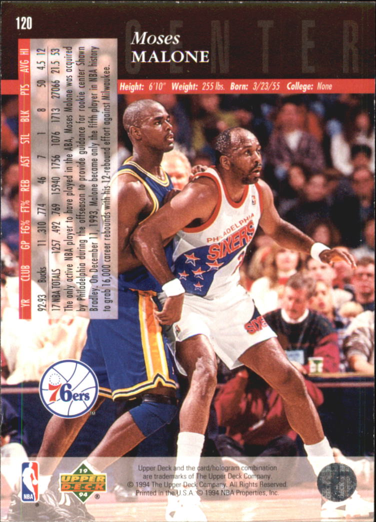 1993-94-Upper-Deck-SE-Electric-Court-Basketball-Cards-Pick-From-List thumbnail 151