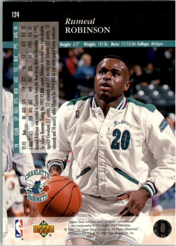 1993-94-Upper-Deck-SE-Electric-Court-Basketball-Cards-Pick-From-List thumbnail 155
