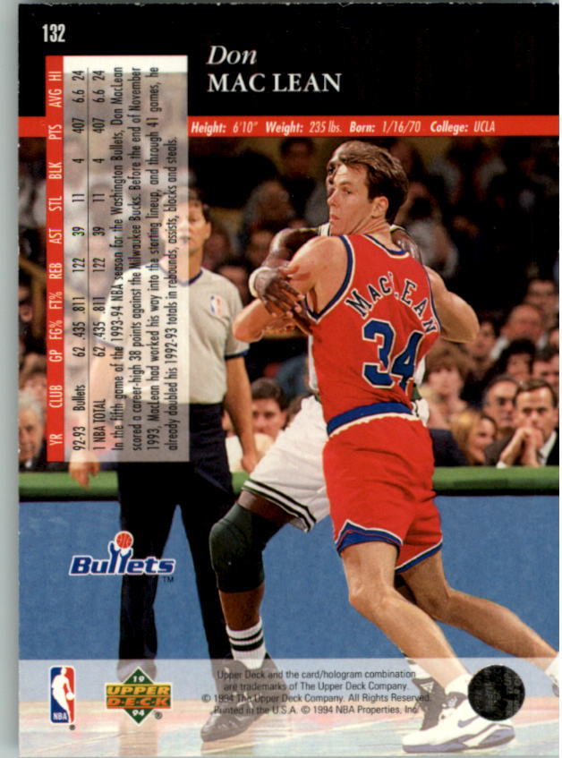 1993-94-Upper-Deck-SE-Electric-Court-Basketball-Cards-Pick-From-List thumbnail 161