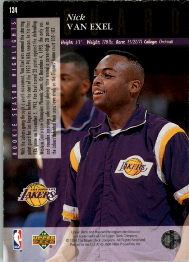 1993-94-Upper-Deck-SE-Electric-Court-Basketball-Cards-Pick-From-List thumbnail 163