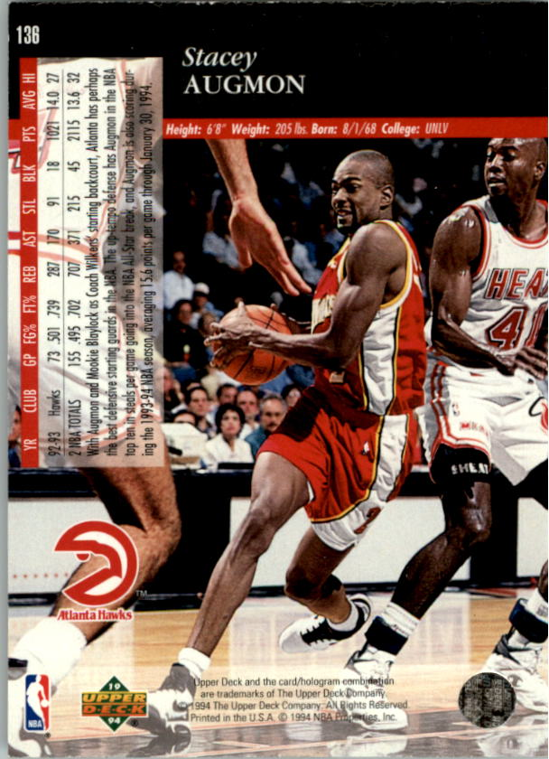 1993-94-Upper-Deck-SE-Electric-Court-Basketball-Cards-Pick-From-List thumbnail 165