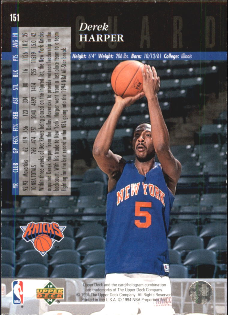1993-94-Upper-Deck-SE-Electric-Court-Basketball-Cards-Pick-From-List thumbnail 179