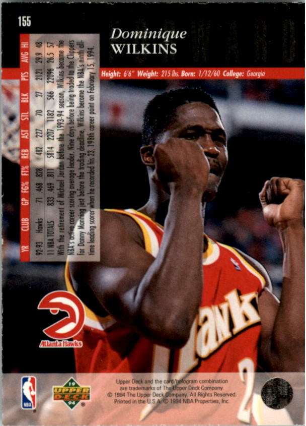 1993-94-Upper-Deck-SE-Electric-Court-Basketball-Cards-Pick-From-List thumbnail 185