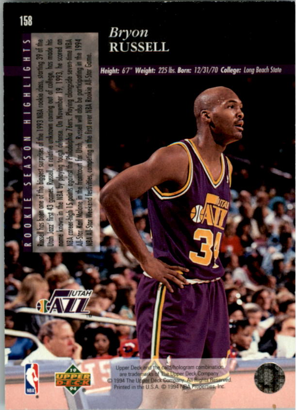 1993-94-Upper-Deck-SE-Electric-Court-Basketball-Cards-Pick-From-List thumbnail 189