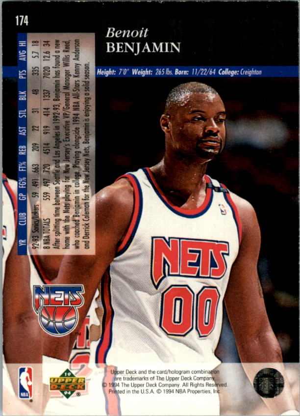 1993-94-Upper-Deck-SE-Electric-Court-Basketball-Cards-Pick-From-List thumbnail 215
