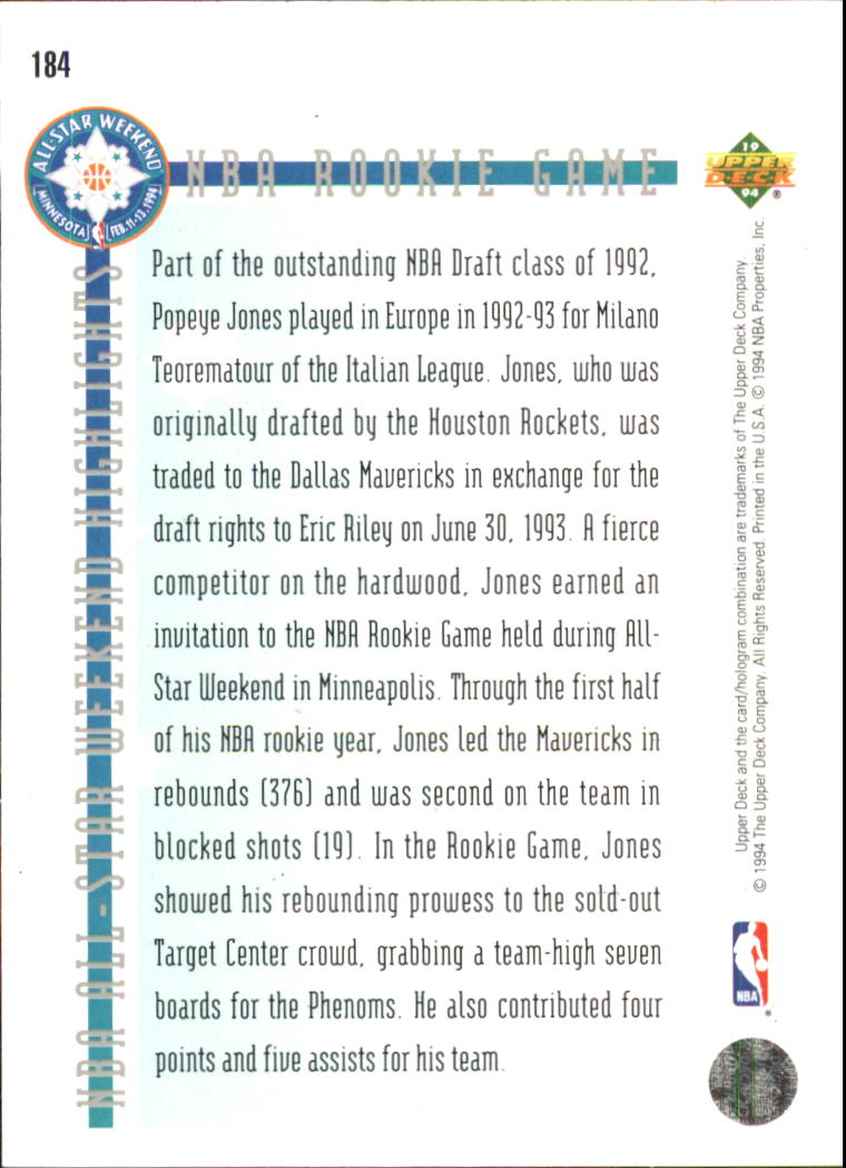 1993-94-Upper-Deck-SE-Electric-Court-Basketball-Cards-Pick-From-List thumbnail 223
