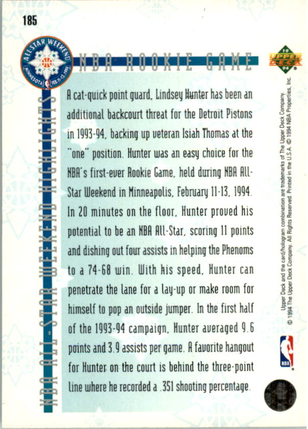 1993-94-Upper-Deck-SE-Electric-Court-Basketball-Cards-Pick-From-List thumbnail 225