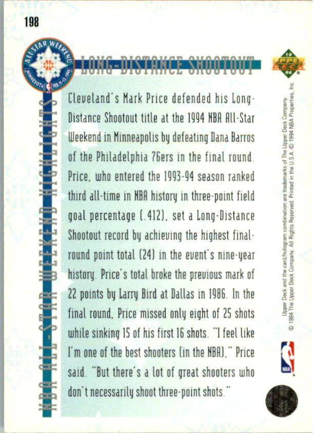 1993-94-Upper-Deck-SE-Electric-Court-Basketball-Cards-Pick-From-List thumbnail 230