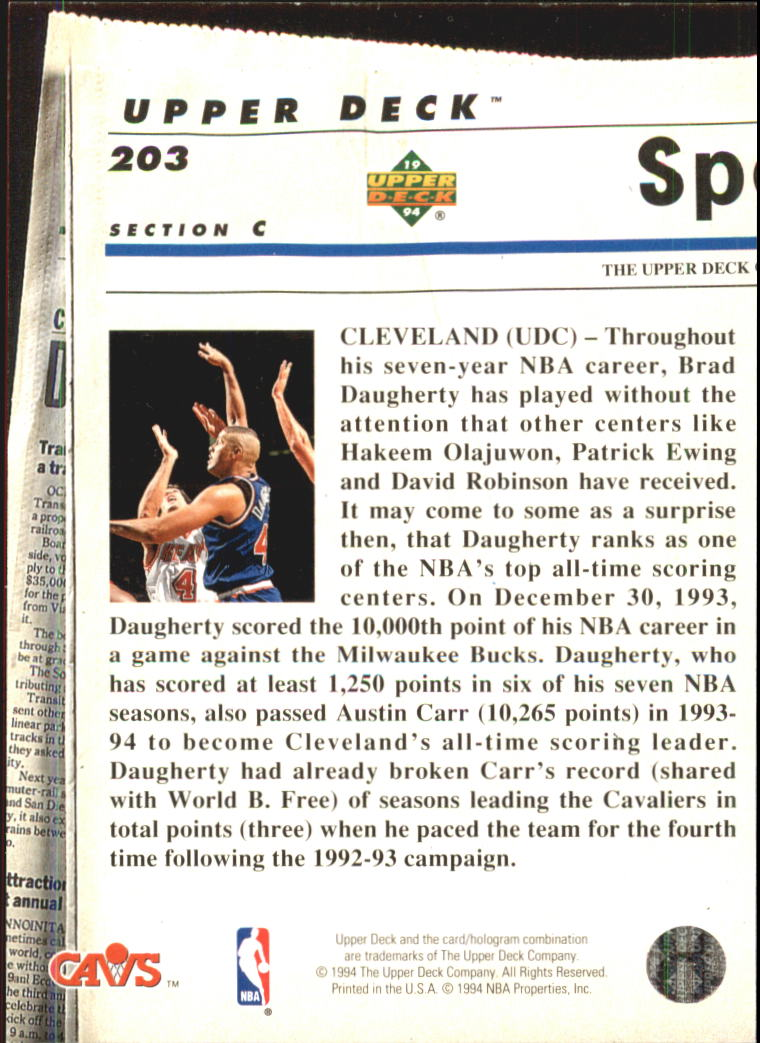 1993-94-Upper-Deck-SE-Electric-Court-Basketball-Cards-Pick-From-List thumbnail 234