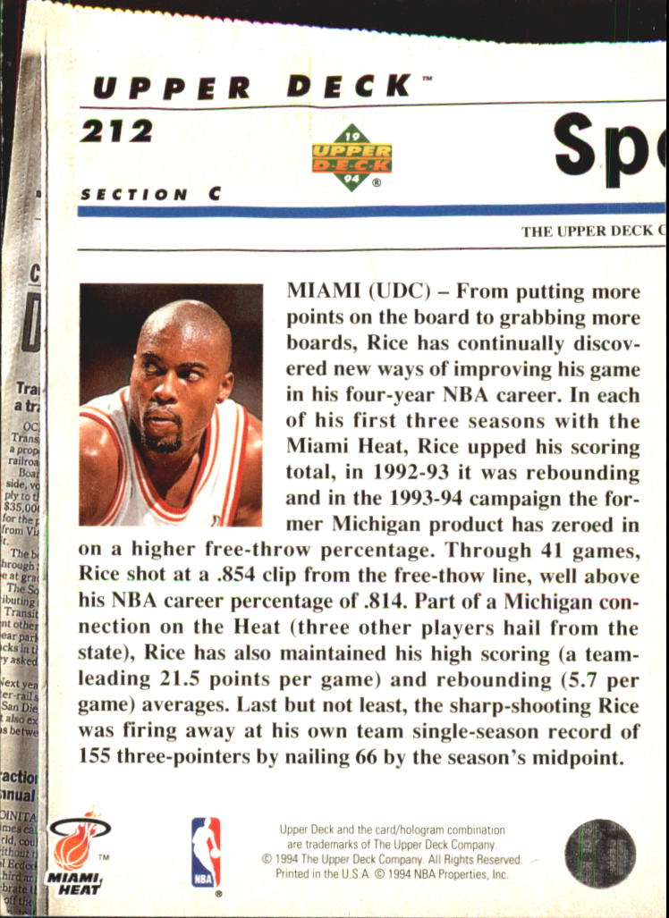 1993-94-Upper-Deck-SE-Electric-Court-Basketball-Cards-Pick-From-List thumbnail 244