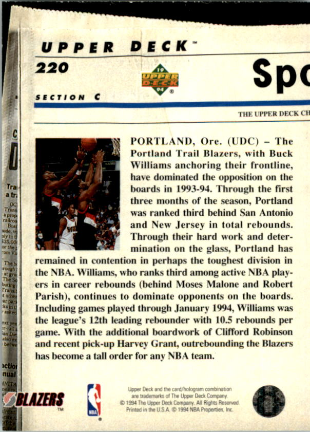 1993-94-Upper-Deck-SE-Electric-Court-Basketball-Cards-Pick-From-List thumbnail 254