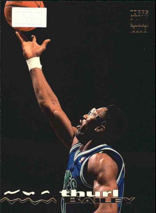 1993-94 Stadium Club First Day Issue #12 Thurl Bailey