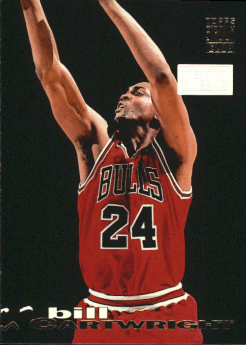 1993-94 Stadium Club First Day Issue #16 Bill Cartwright
