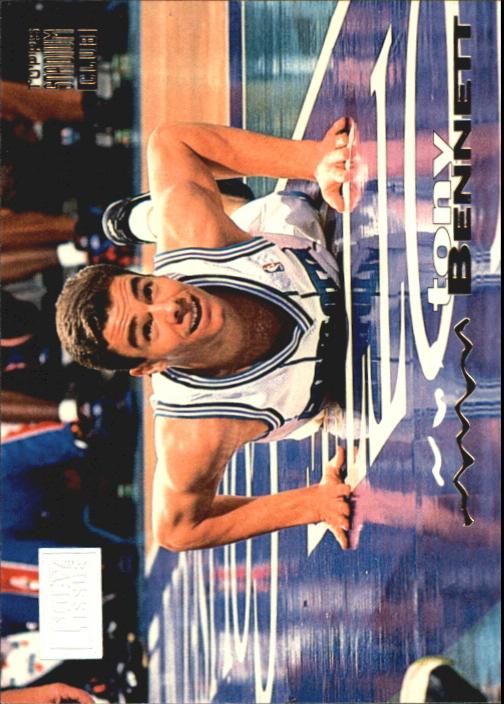 1993-94 Stadium Club First Day Issue #19 Tony Bennett
