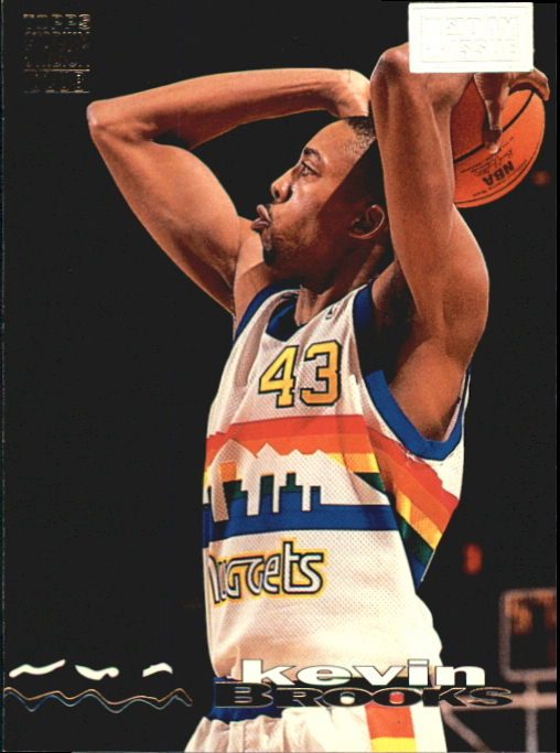1993-94 Stadium Club First Day Issue #79 Kevin Brooks