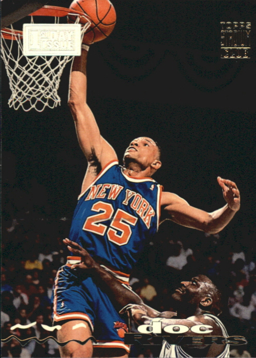 1993-94 Stadium Club First Day Issue #81 Doc Rivers