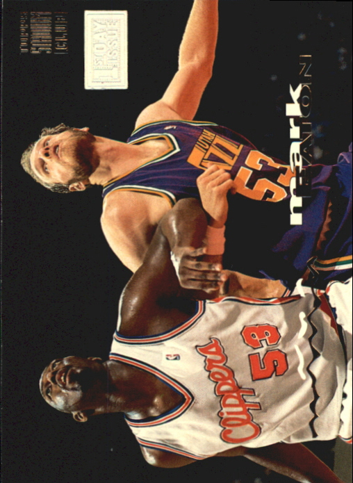 1993-94 Stadium Club First Day Issue #96 Mark Eaton