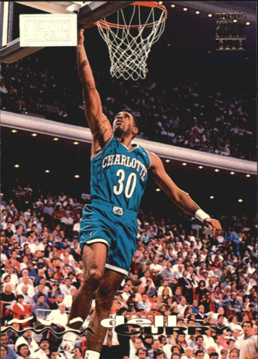 1993-94 Stadium Club First Day Issue #146 Dell Curry