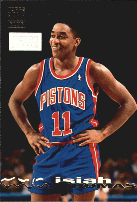 1993-94 Stadium Club First Day Issue #149 Isiah Thomas