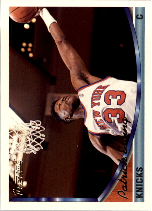 1993-94 Topps Gold #300 Patrick Ewing