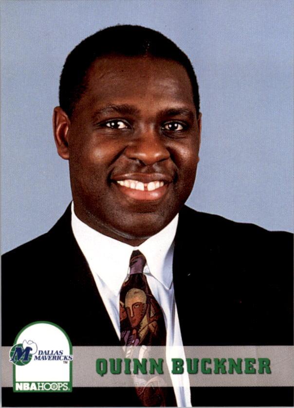 1993-94 Hoops #235 Quinn Buckner CO