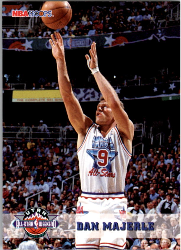 1993-94 Hoops #274 Dan Majerle AS