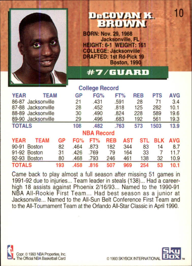 1993-94-Hoops-Fifth-Anniversary-Gold-Basketball-Cards-1-249-Pick-From-List thumbnail 11