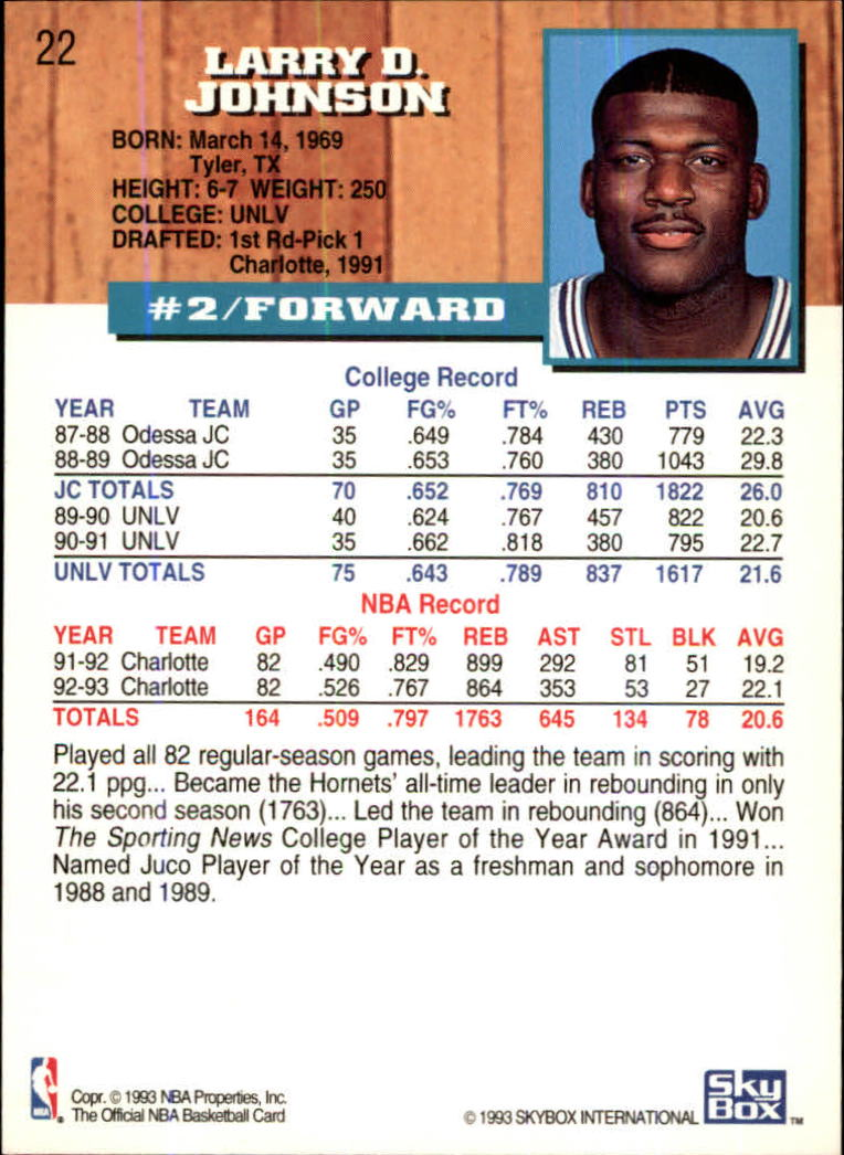 1993-94-Hoops-Fifth-Anniversary-Gold-Basketball-Cards-1-249-Pick-From-List thumbnail 25