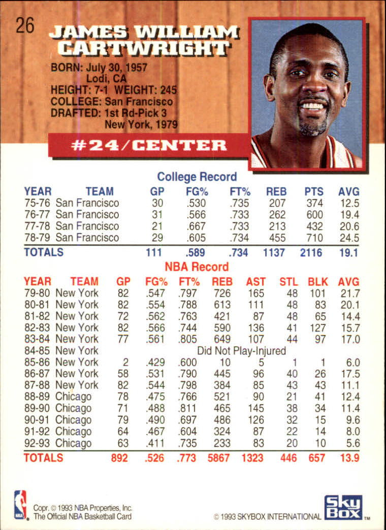 1993-94-Hoops-Fifth-Anniversary-Gold-Basketball-Cards-1-249-Pick-From-List thumbnail 29