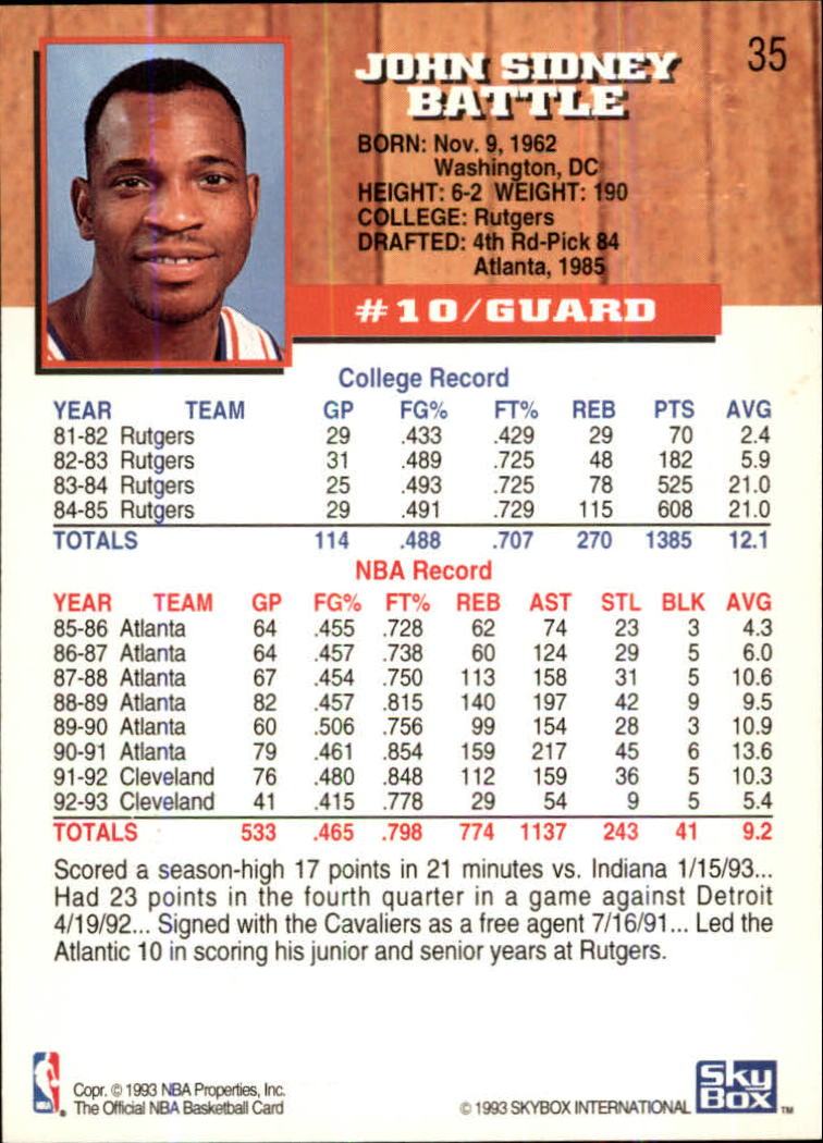 1993-94-Hoops-Fifth-Anniversary-Gold-Basketball-Cards-1-249-Pick-From-List thumbnail 39