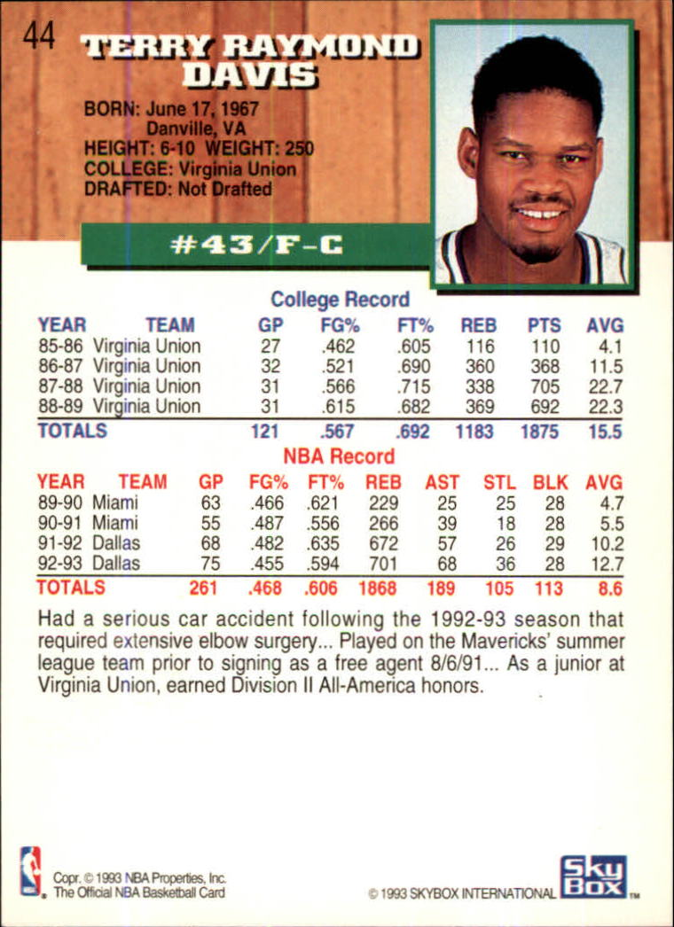 1993-94-Hoops-Fifth-Anniversary-Gold-Basketball-Cards-1-249-Pick-From-List thumbnail 55